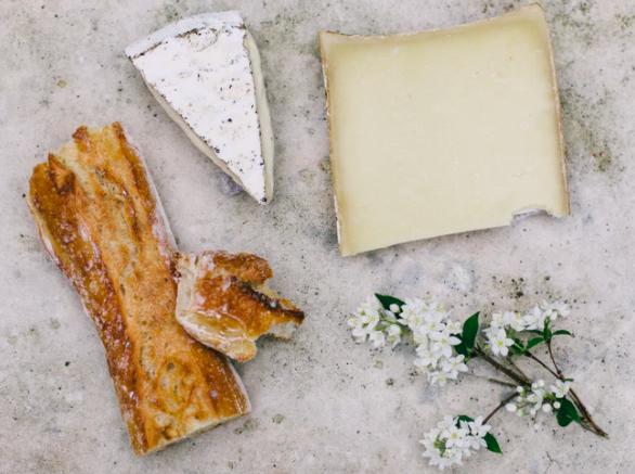 Cheese packaging coating
